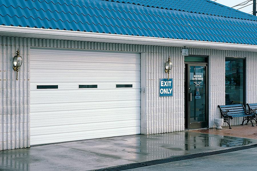 Garage Door Gallery Commercial Sectional Overhead Doors Doorson