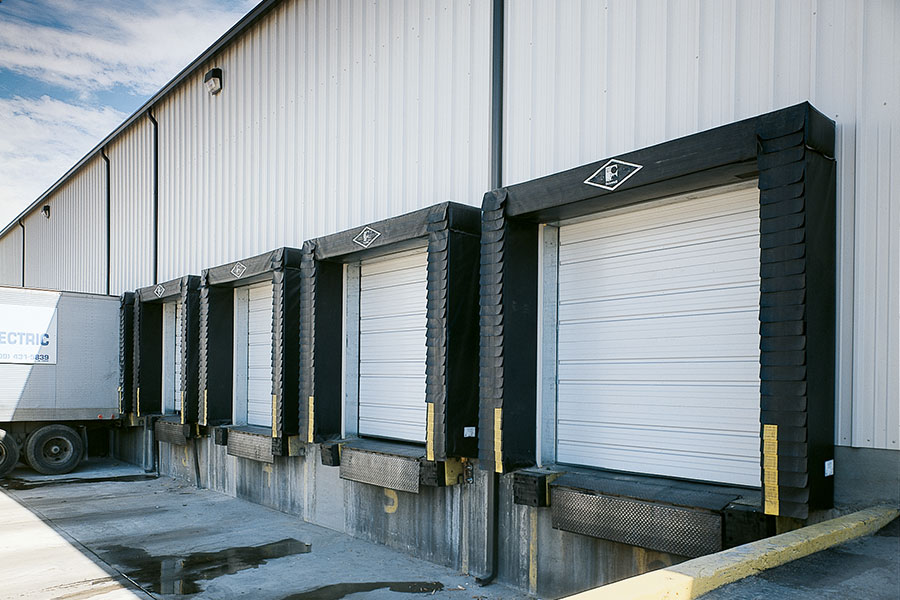 Overhead Sectional Garage Doors : Garage door gallery commercial sectional overhead doors