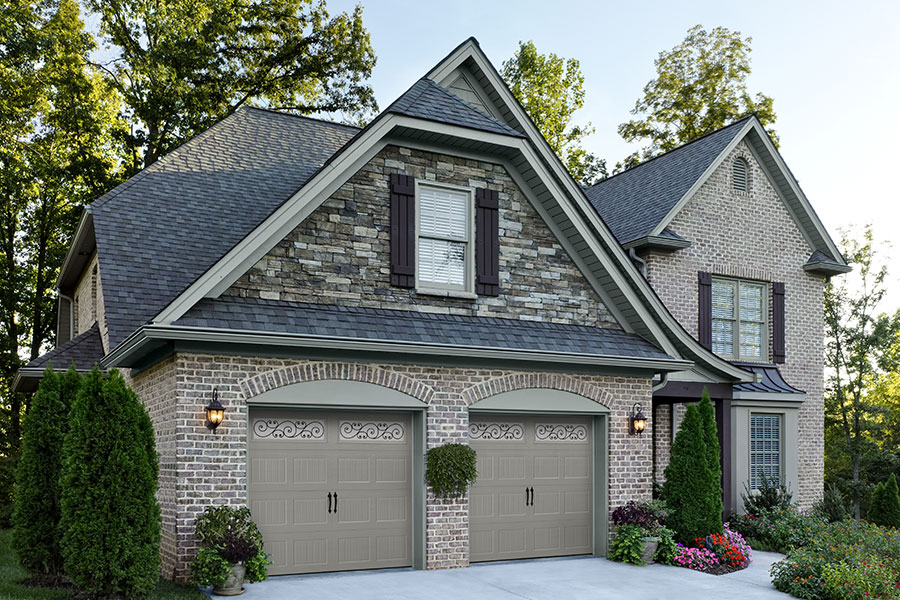 Gallery Traditional Carriage House Doorson Line