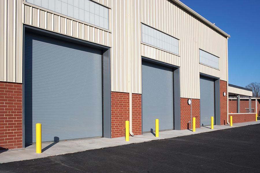 Coiling Roll-up Doors & Garage Doors : Residential Garage Doors Cost : Rol | DoorsOn-Line.com
